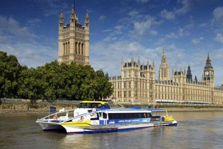 barco tamesis rio londres clipper precio rutas oyster river bus