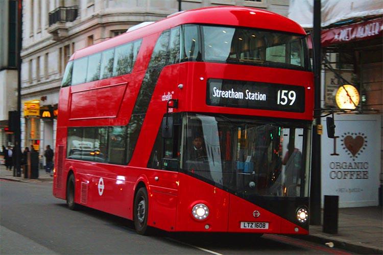 ruta 159 autobus turistico londres