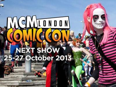 comic-con-london-2013