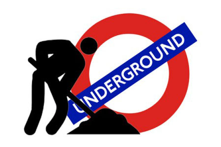 diario londinense london planned engineering works underground metro londres obras