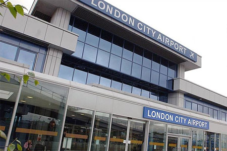 aeropuerto london city londres como llegar metro dlr