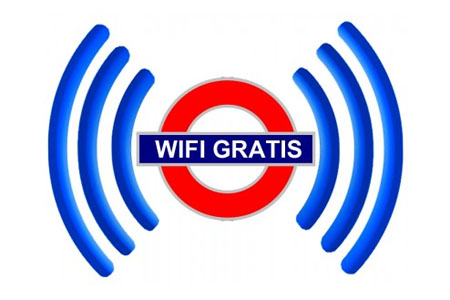 wifi gratis metro londres cobertura movil