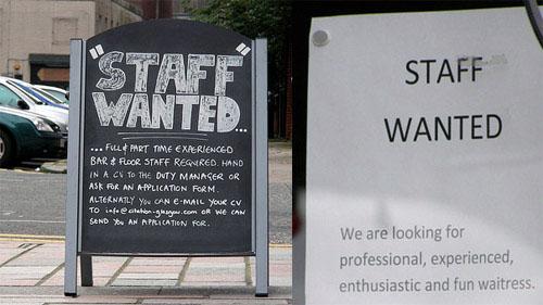 C mo buscar trabajo en el reino unido diario de un londinense - Ofertas trabajo londres ...