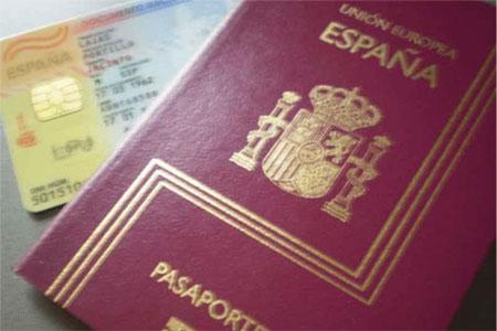 dni pasaporte reino unido documentos