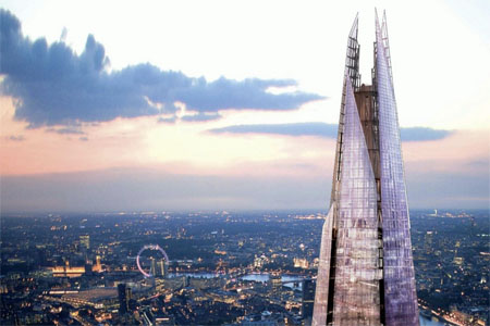 shard atraccion turistica londres edificio vistas