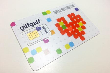 giffgaff sim movil espana spain envio gratis diario londinense