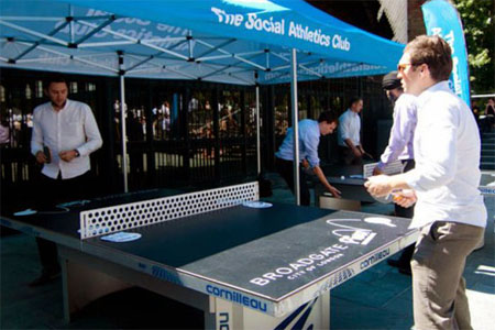 table tennis ping pong londres gratis