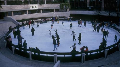 broadgate pista patinaje hielo londres informacion