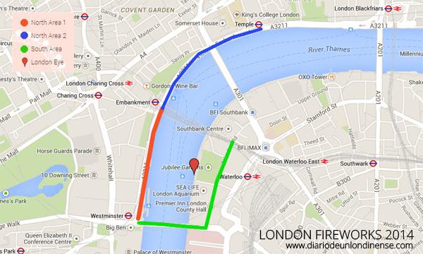 london eye fireworks areas zones tickets 2014
