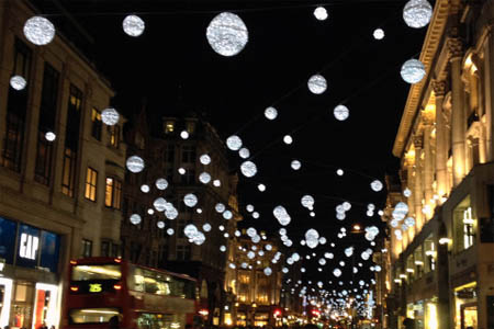 oxford street christmas lights luces navidad 2014 londres