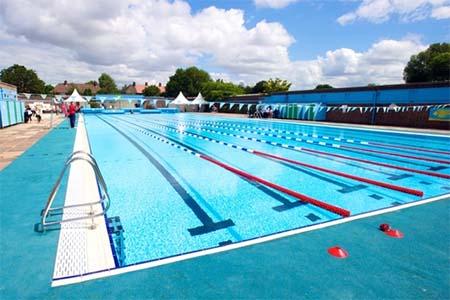 Charlton Lido piscina londres
