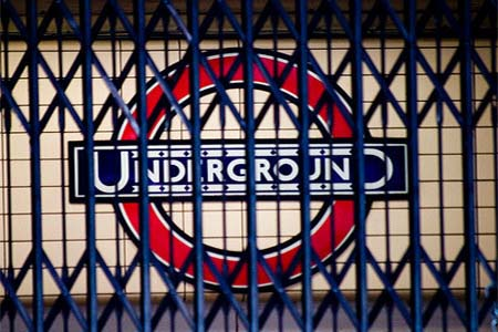 huelga metro londres