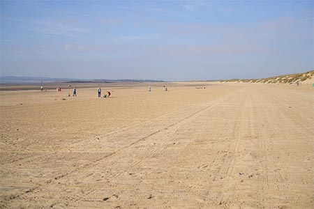 Camber sands playa londres