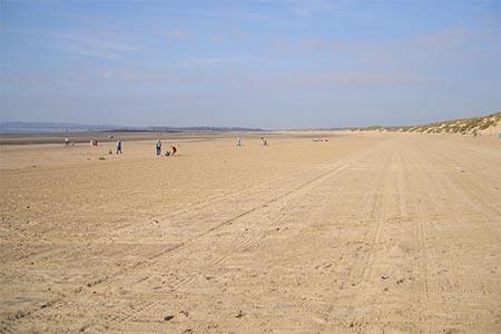 Camber sands playa londres