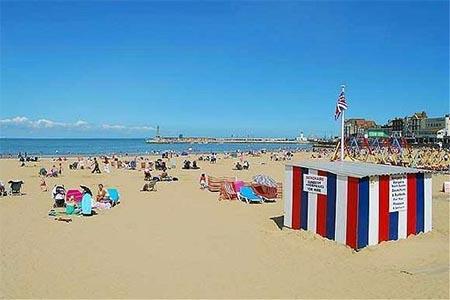 Margate Sands playa londres