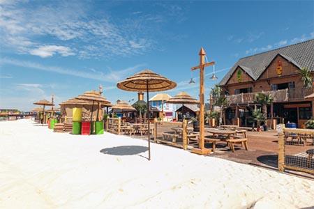 beach east playa londres