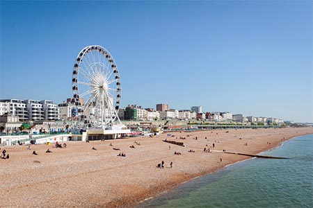 brighton playa londres