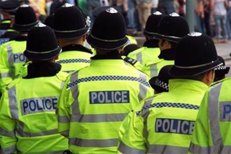 policia terrorismo londres