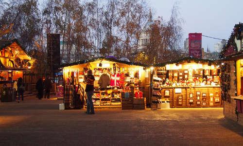 tate modern mercado navidad londres