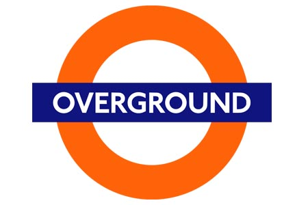 london overground cercanias tren londres