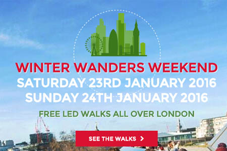 walk london winter wanders tours gratis londres