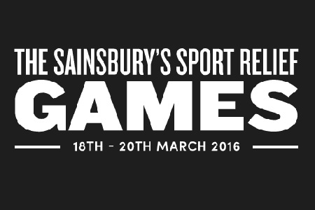sainsburys sport relief games london