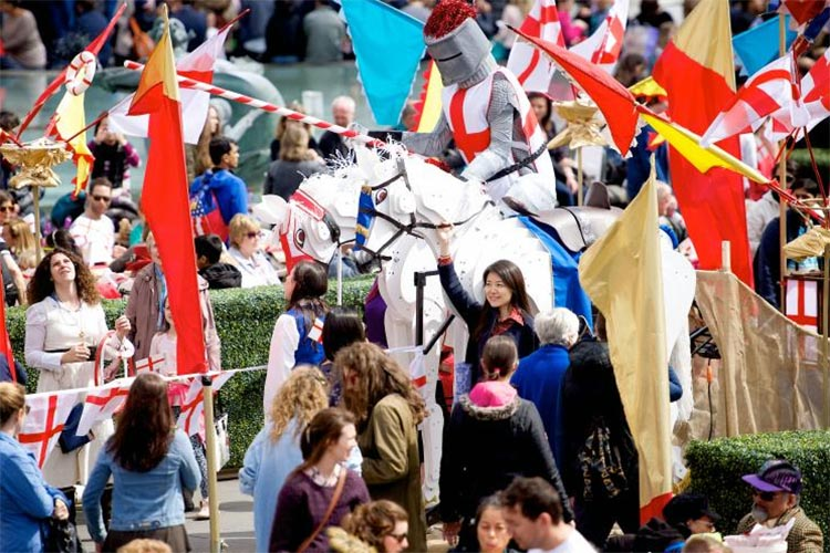 st george festival londres