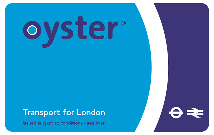 oyster card gatwick
