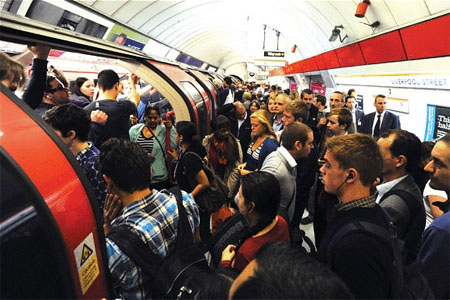 retrasos metro londres indemnizacion