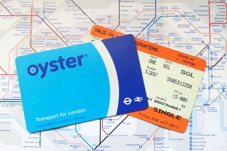 travelcard oyster card london londres ahorro descuento