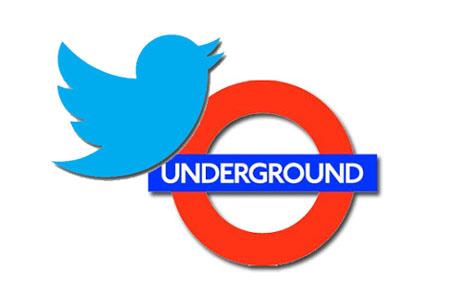 twitter avisos tfl metro londres incidencias actualidad