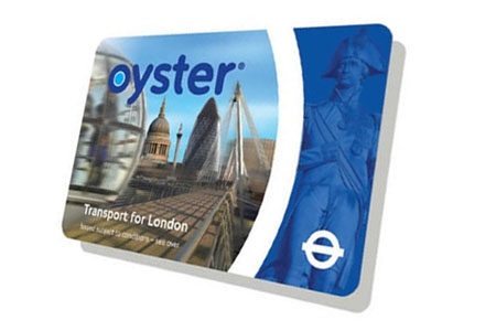 visitor oyster card visitante londres