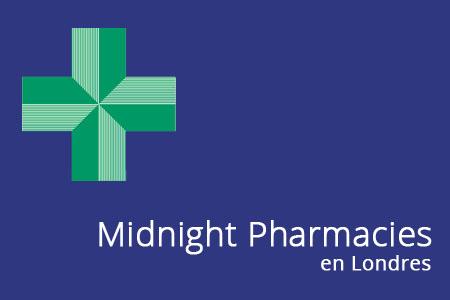 listado farmacias guardia londres diario londinense
