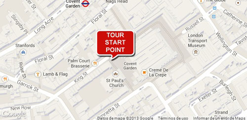 tour gratis londres sandeman covent garden