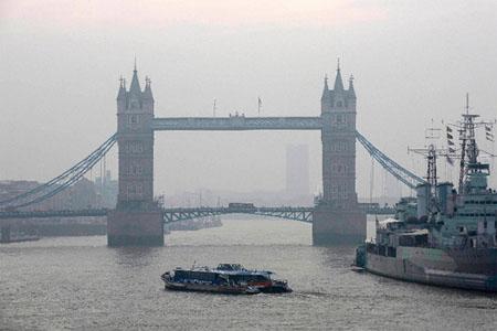 contaminacion aire londres