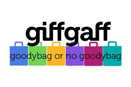 giffgaff goodybag saldo internet ilimitado