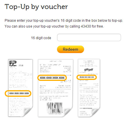 goodybag sim recargar saldo top-up cupon