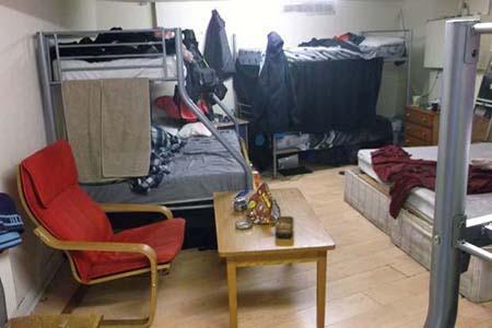 habitacion sotano eastham
