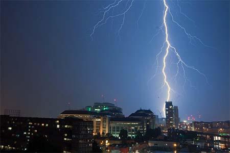 tormenta rayos londres