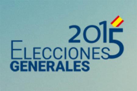 como votar elecciones generales 20D 2015