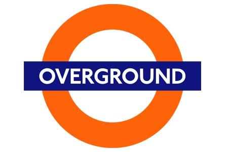 london overground cercanias tren londres