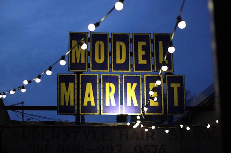 model market london